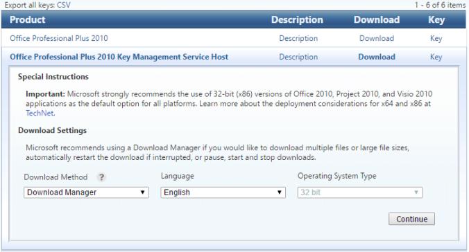 Key Management Service Host